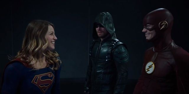 Watch: Superhero Fight Club With Supergirl, Flash, Grodd, Martian Manhunter & More - Cosmic Book News