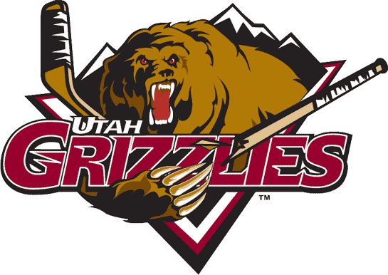 The Utah Grizzlies were an ice hockey team in the International Hockey League (IHL) and American Hockey League (AHL). Description from quazoo.com. I searched for this on bing.com/images