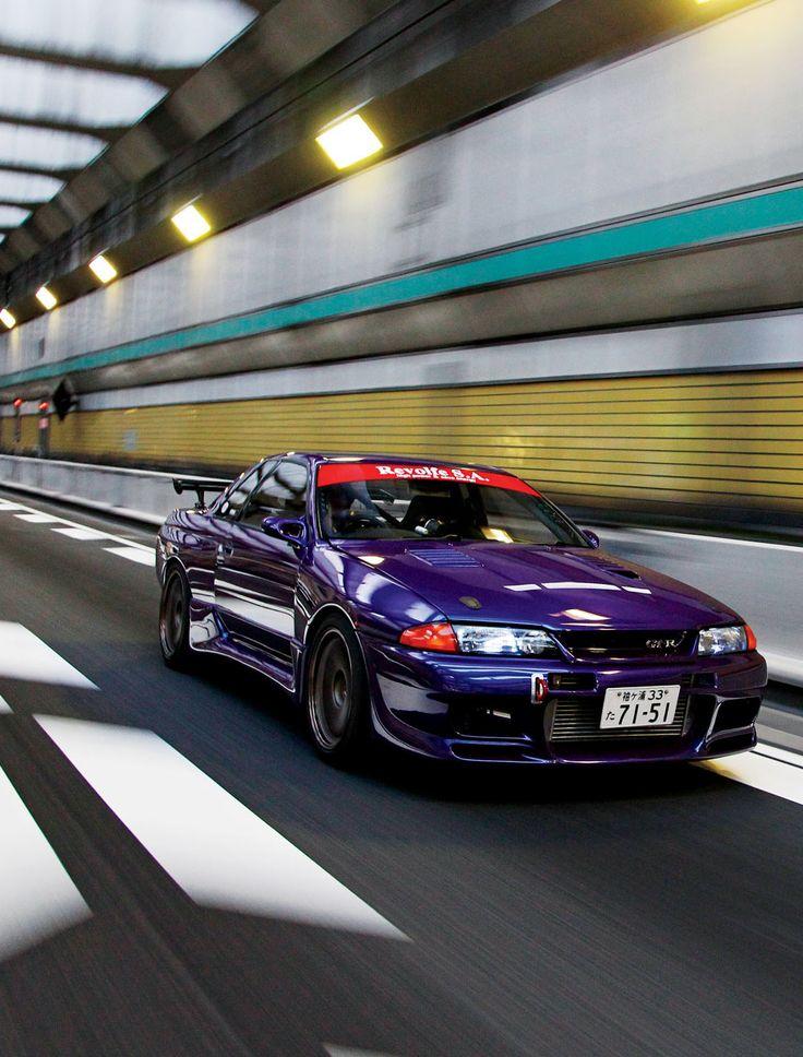 Nissan Gt R Black Supercar 4k Android Wallpaper: 17 Best Images About NISSAN SKYLINE GT-R (BNR32) On