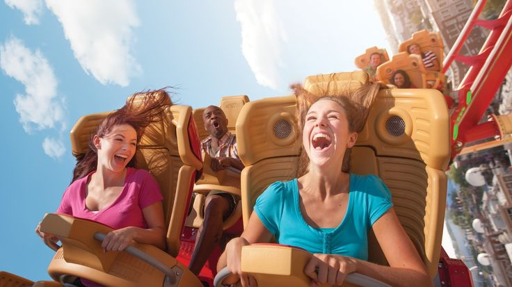 There are many ways to enjoy your Orlando vacation, but there is only one place where vacation becomes adventure: Universal Orlando Resort. It is a unique de...