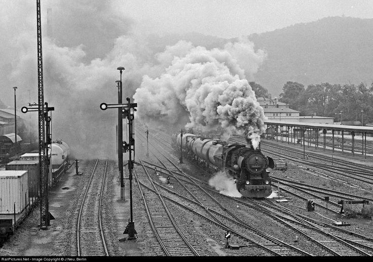Railpictures net photo 52 8143 deutsche reichsbahn steam for Berlin to dresden train