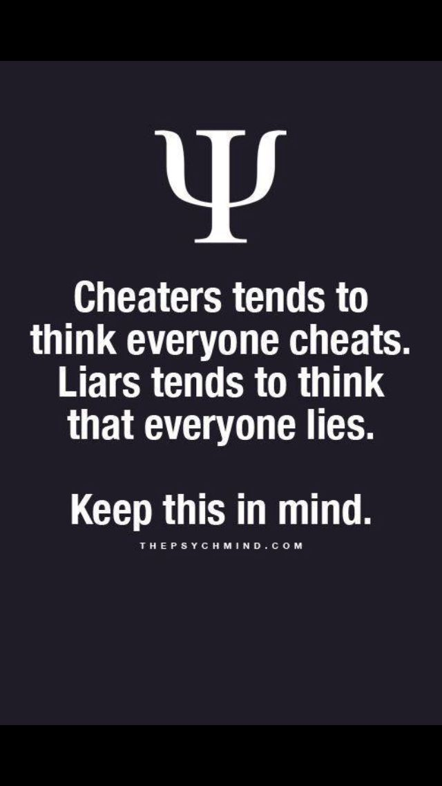 Yes I know!!  Even better a lying cheater otherwise known as an asshole