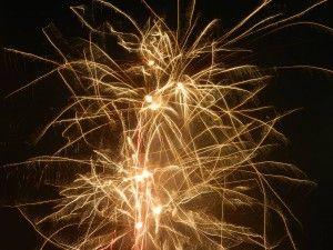 New Year's Eve fireworks in Bansko http://mihaelaburuiana.com/cartisicalatorii/bansko/