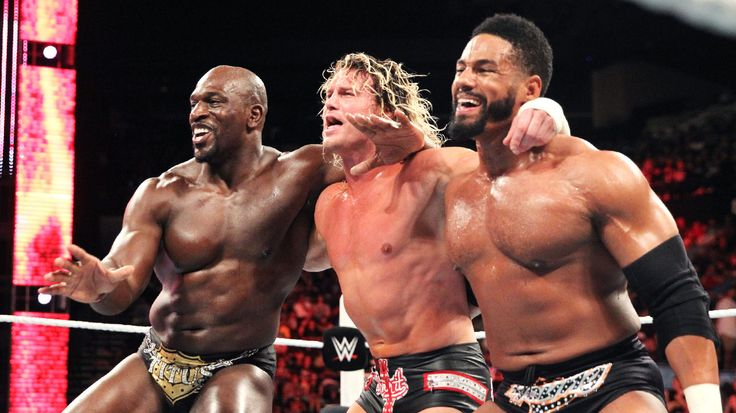 Raw 6/1/15: Dolph Ziggler & The Prime Time Players vs The New Day