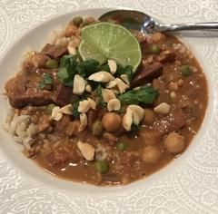 It finally feels like a Winter Day in Southern California. 50 degree high! The perfect day to try a new soup recipe.I made the change to whole food, plant-based eating nine months ago and while it's had its challenges, the rewards have...
