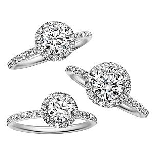 Harry Winston(ハリー・ウィンストン)の婚約指輪、マイクロパヴェ・リングのご紹介です。プラチナを極限まで細く仕上げたアームと、センターストーンの周囲にひとつひとつ丁寧にダイヤモンドをセッティング。まばゆい輝きを放つセンターストーンの周囲を細かな煌めきが囲む、繊細で優美なエンゲージメント・リング。【ゼクシィ】なら、Harry Winston(ハリー・ウィンストン)のエンゲージメントリングも多数掲載中。
