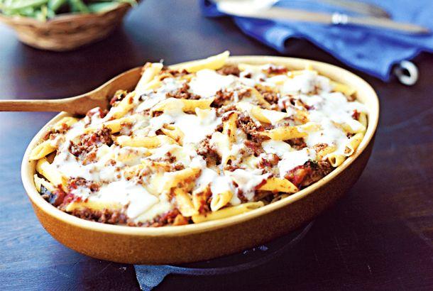 Pasta al forno | Recept från Köket.se