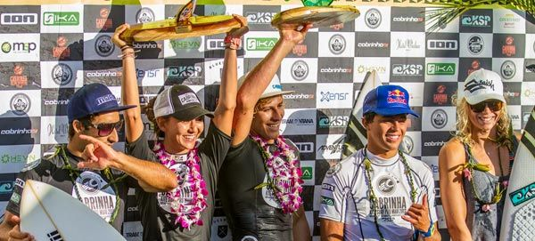 Kite Surf World Champions Crowned At Ho'okipa Beach ParkToday! Full results and updates from day 1-5 of the Cabrinha Kite Surf Pro, including images and videos...