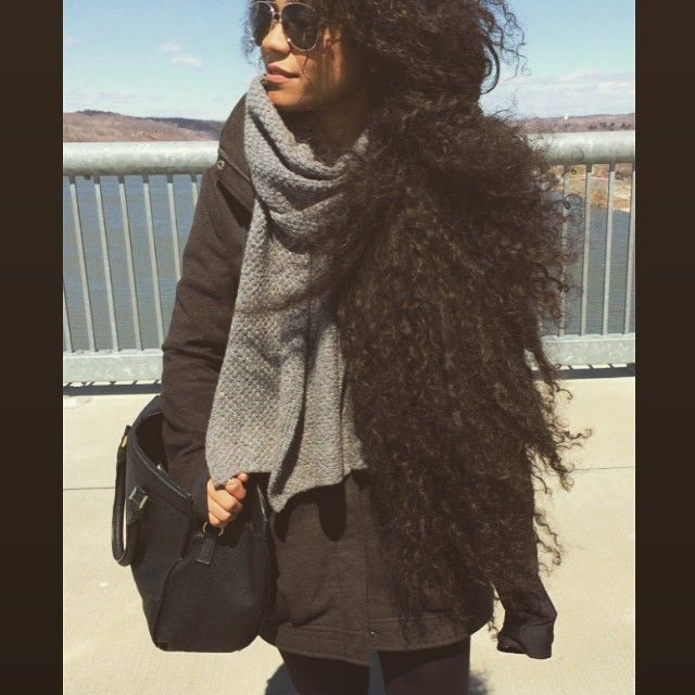 Alyssa Redenti | Natural Hair Growth | Pinterest | Curly