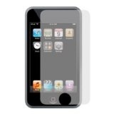 GTMax Premium Reusable LCD Screen Protector with Lint Cleaning Cloth for iPod Touch 1G - 3 Pack - Clear (Electronics)By GTMax
