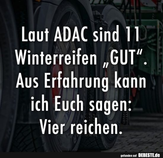 According to ADAC ………. | Funny pictures, sayings, jokes, really funny