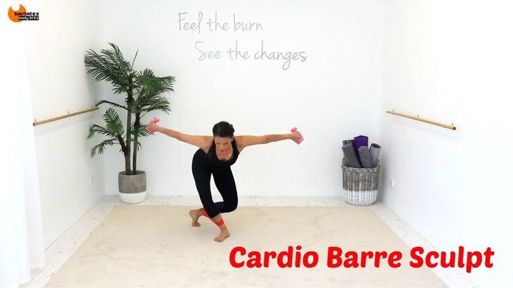 Cardio Barre Workout - BARLATES BODY BLITZ Cardio Barre Sculpt Workout w...