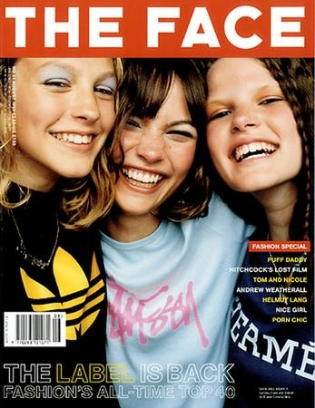 The smiles and friendship is a key part of any central images. the styling is very 90's and I want that as a key theme