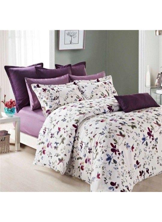 17 best images about housse de couette on pinterest belle seersucker and mauve. Black Bedroom Furniture Sets. Home Design Ideas