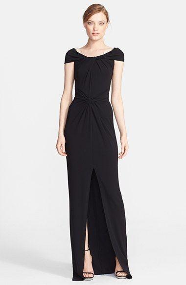 Nordstroms Long Black Semi Formal Dresses Fashion Dresses