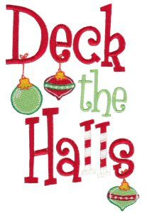 Embroidery | Free Machine Embroidery Designs | Bunnycup Embroidery | Christmas Sentiments Too