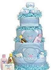 Get these easy diaper cake instructions and make beautiful diaper cakes in minutes. The best part is, these diaper cakes are extremely affordable to make.