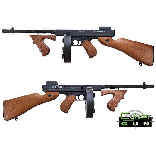 ドラムマガジン式トンプソン銃