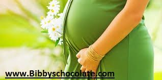Chocolate Fact of the Day: A Chocolate Craving During Pregnancy May Indicate Mild Anemia. (Chocolate contains Iron so eat some chocolate)