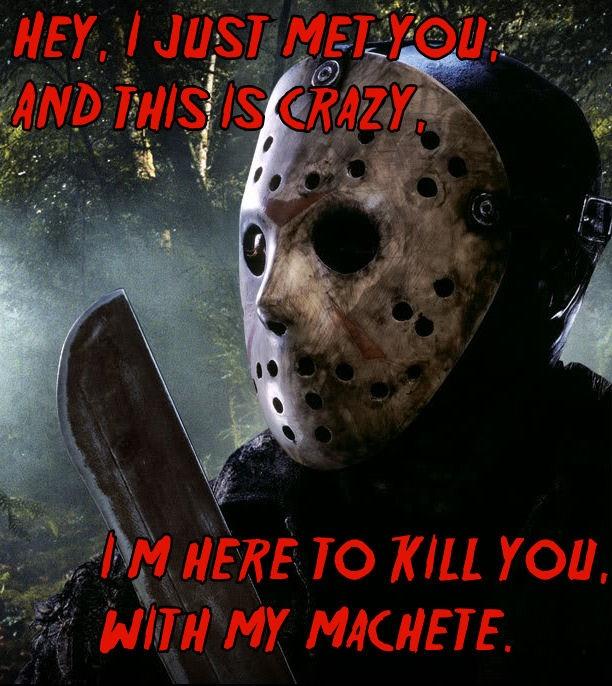 Funny Memes Jason : Made a jason meme voorhees