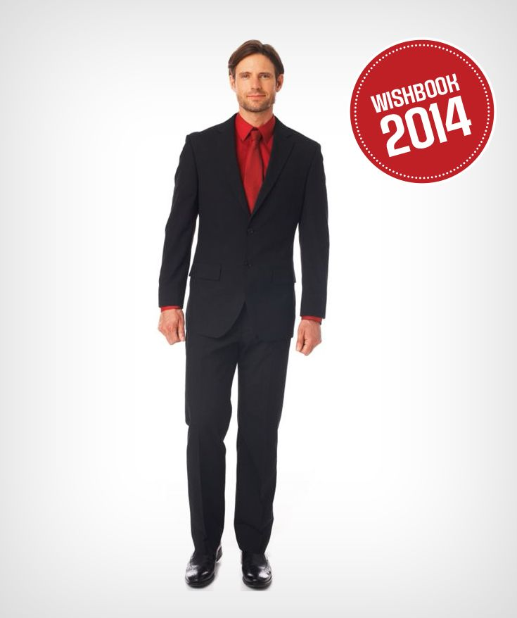 Every man needs a classic suit. Perfect for formal events all year around.