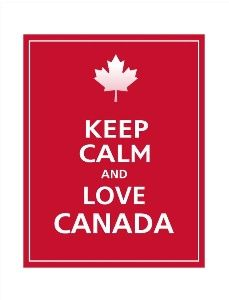 I LOVE CANADA!!! The best country in the world<3