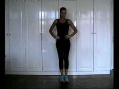 İç ve Üst Bacak Egzersizleri - Melis Yengil