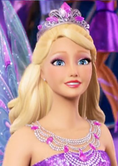 Princess Catania from Barbie Mariposa and the Fairy Princess