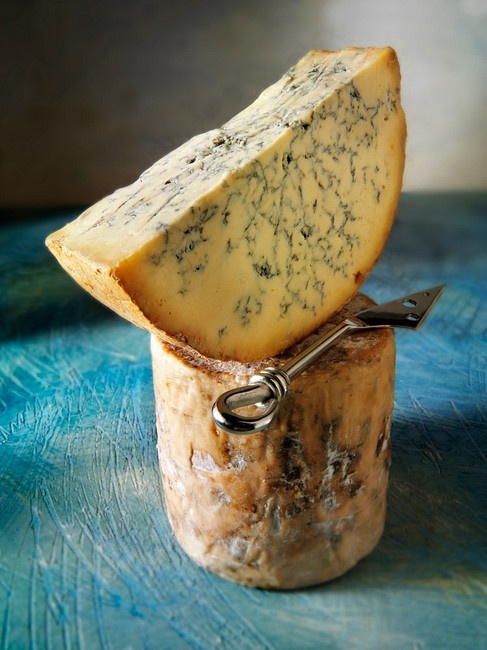 Traditional British blue Stilton cheese. This is the best present you can give!!!!!