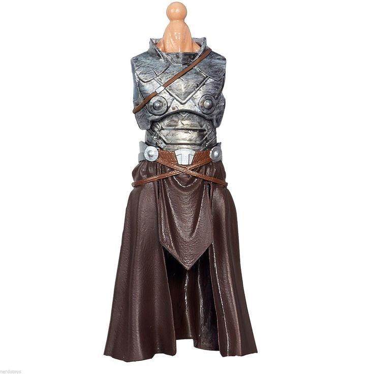 Marvel Legends Avengers Build A Figure Odin The Allfather King Thor Body Torso | eBay