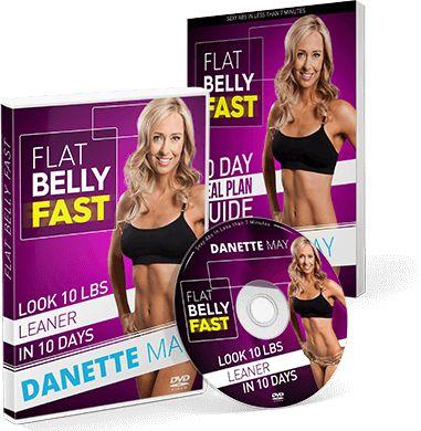 My 'Flat Abs Fast' DVD