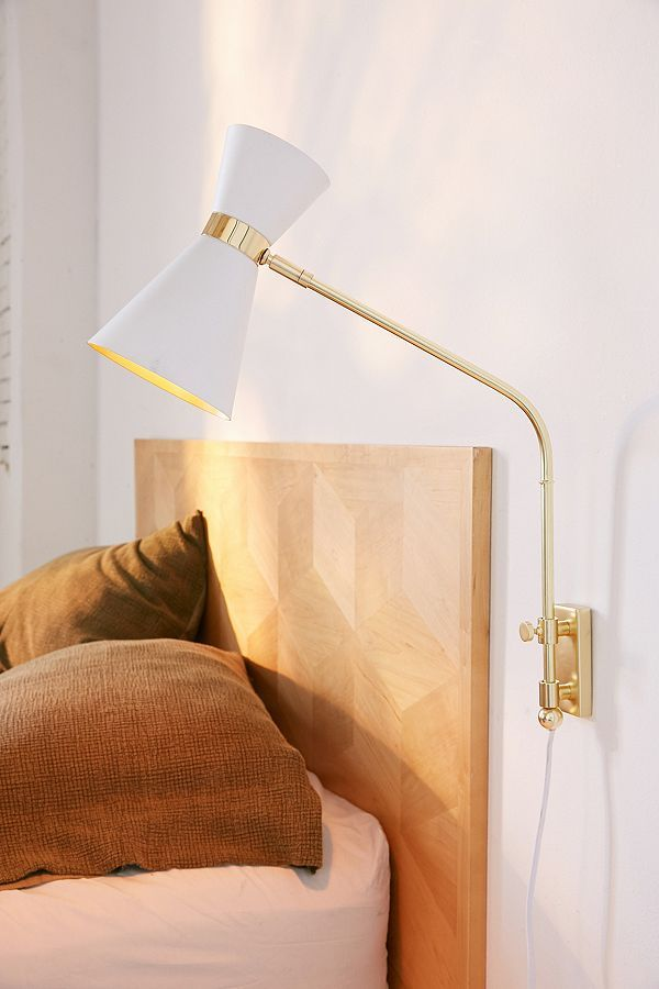 Slide View: 1: Ditte Sconce