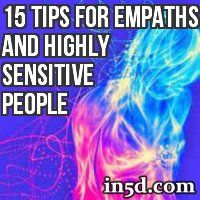 Empaths have the ability to scan another's energy for thoughts, feelings and possibly for past, present, and future life occurrences. Most empaths are unaware of how this really works, and have accepted that they are sensitive to other people's energy.