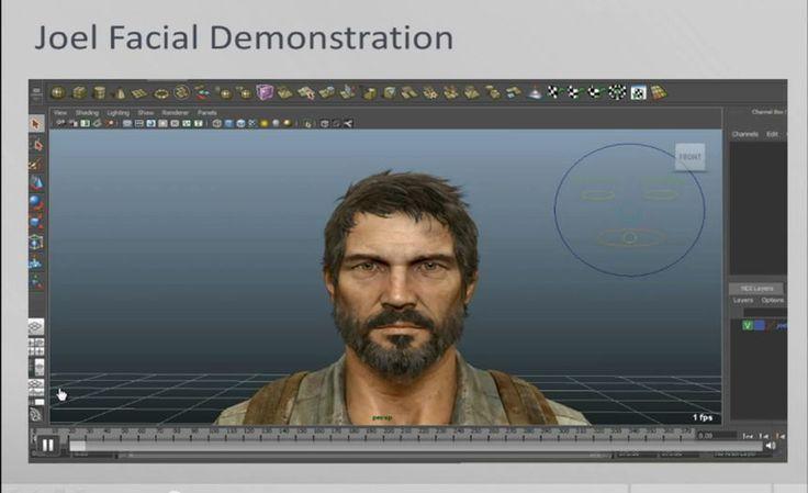 Maya Character Rigging and Modeling in Naughty Dog's The Last of UsComputer Graphics & Digital Art Community for Artist: Job, Tutorial, Art, Concept Art, Portfolio