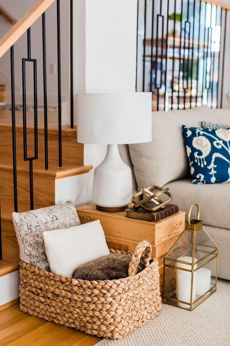 #livingroom #whitelamp #livingroominspo #theeverygirl