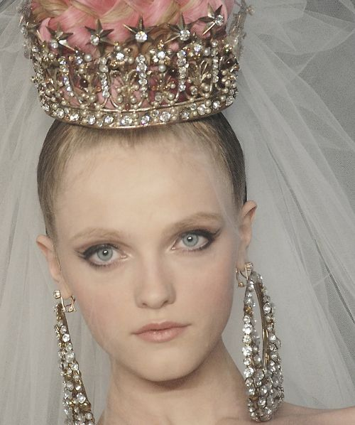 Princess (Christian Lacroix catwalk)