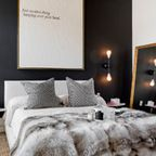 Tamara Magel Home, Holiday House Hamptons 2014 - Contemporary - Bedroom - new york - by Rikki Snyder