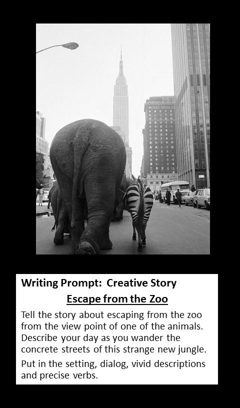 Writing Prompt: Creative Story (Get Him Back Writing Prompts)