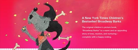 BroadwayBarks App Review