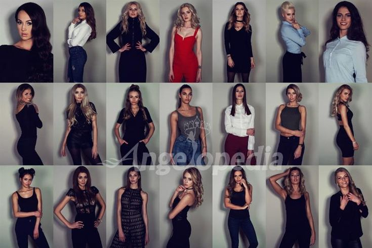 Miss Germany 2017 Meet the contestants
