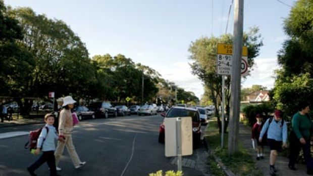 School zone signs to be replaced