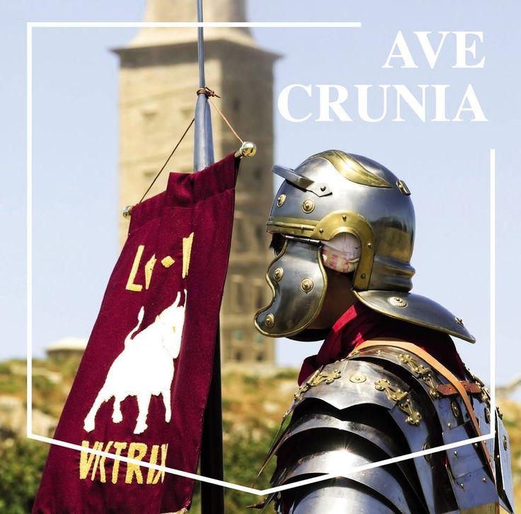 #AveCrunia | La Torre de Hércules celebra este fin de semana (2 y 3 de julio) su 7º aniversario en la Lista de Patrimonio Mundial con actividades de recreación histórica. ¿Quién se apunta? #TorredeHércules #7AniversarioPatrimonioMundial #ACoruña