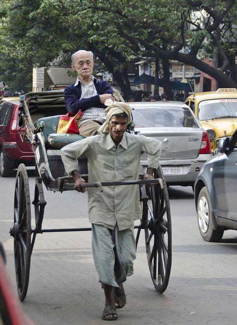 Calcutta Rickshaw