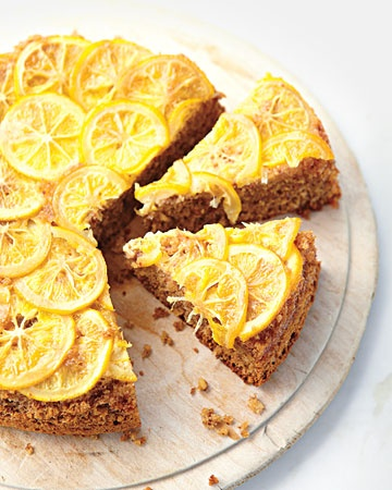 Meyer Lemon Recipes from wholeliving.com