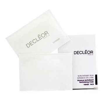 Decleor Intensive Eye Care Revitalising Mask (Salon Product) - 5x2patches by Decleor. $48.01. 5x2patches. Intensive Eye Care Revitalising Mask (Salon Product), Decleor, Skincare, Decleor - Eye Care, 5x2patches