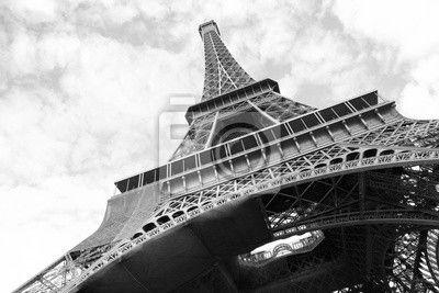 Fotobehang Eiffeltoren in Parijs