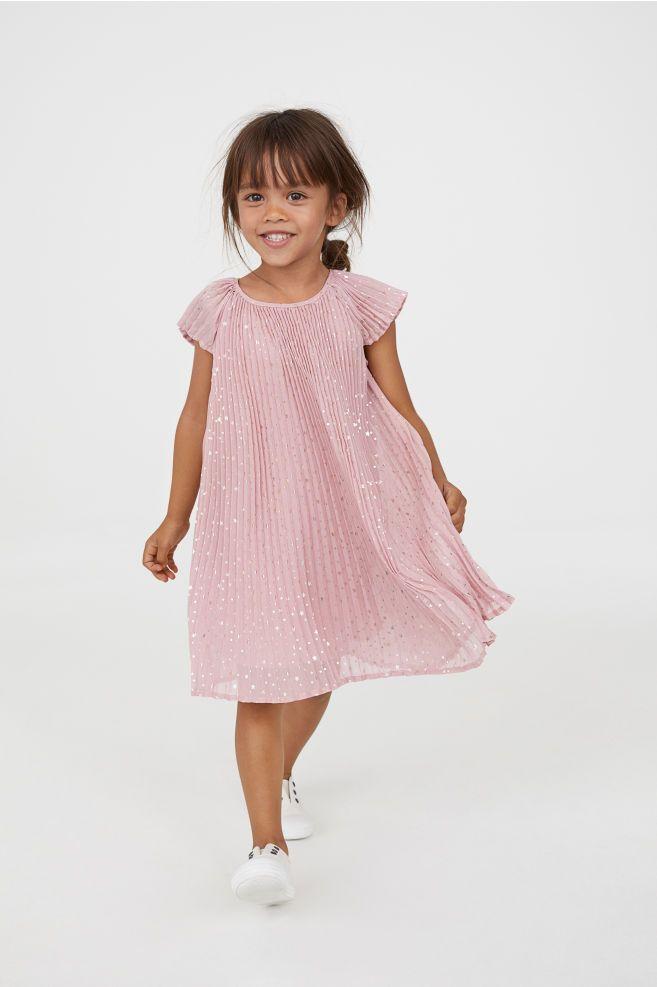 e955bd253 Pleated Dress