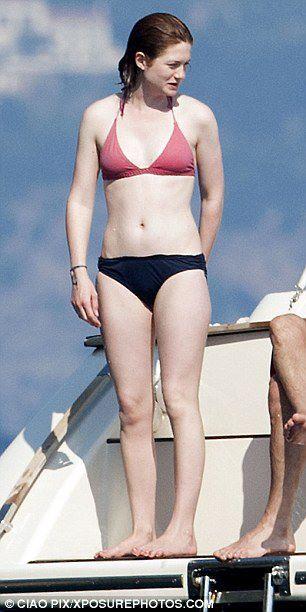 hot bikini pics bonnie wright