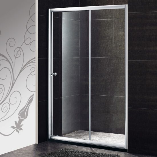 25 beste idee n over porte douche italienne op pinterest - Douche italienne avec fenetre ...
