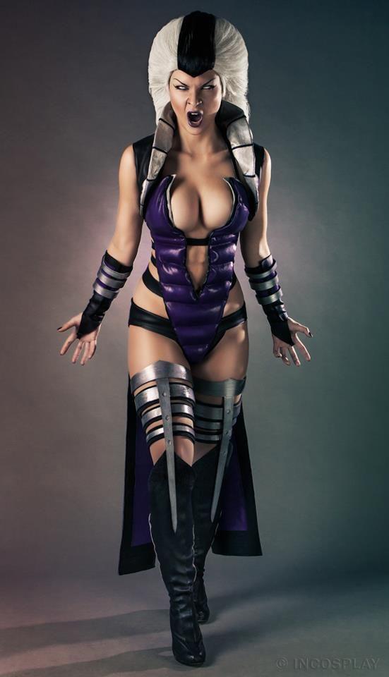 Sindel - Mortal Kombat cosplay